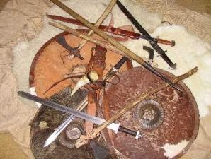 Zbraně Slovanů